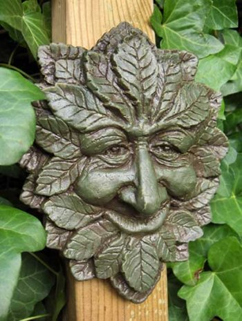 Wise Old Green Man (medium)