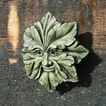 Suffolk Star Green Man small