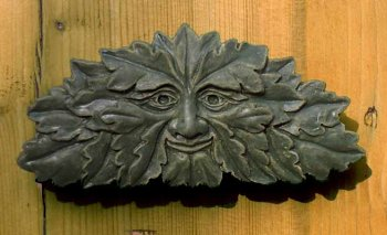 Norfolk Broad Green Man