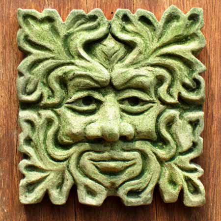 Sussex Green Man (small)