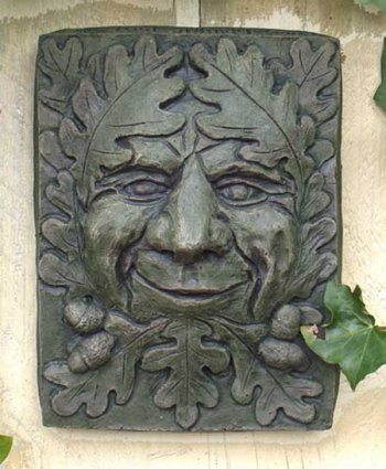 Oak Green Man