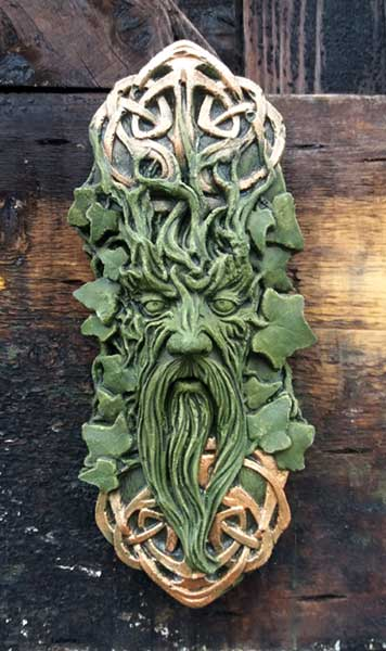 Celtic Green Man