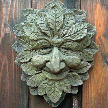Wise Old Green Man (medium)