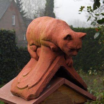 Cat Ridgetile