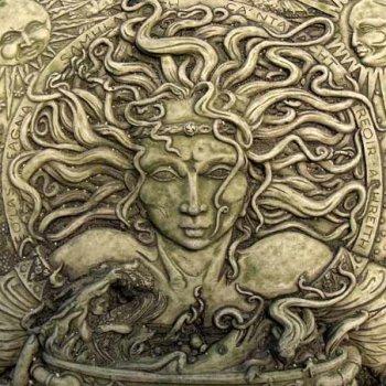 Cerridwen Plaque (detail)