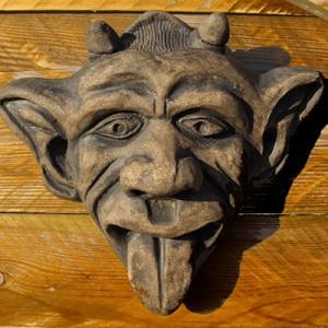 Horned Gargoyle