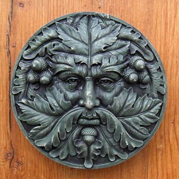 Ashdown Green Man