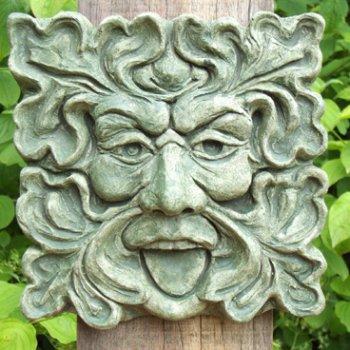 Tongue Green Man