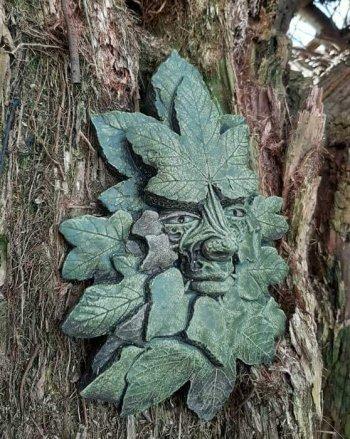Sycamore Green Man