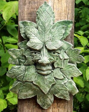 Sycamore Green Man
