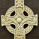 Celtic Cross Zoomorphic