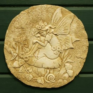 Flower Fairy Plaque