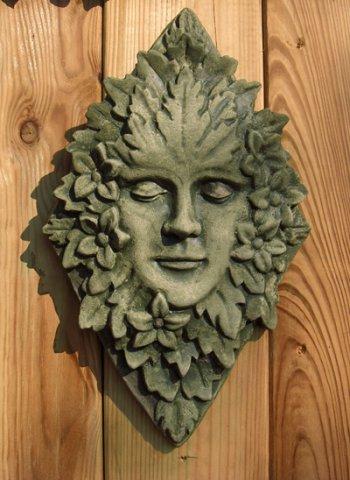 Essex Green Woman