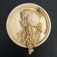 Byzantine Portrait: Blonde
