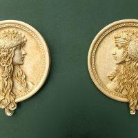 Two Byzantine Portraits