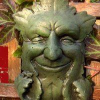 Winker Green Man