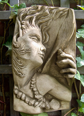 Mermaid Plaque A