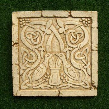Celtic Bird Plaque
