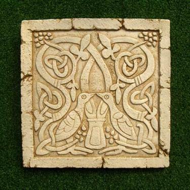Celtic Bird Plaque