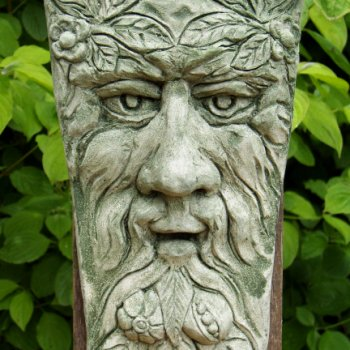 Keystone Green Man