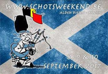 Schotsweekend 2017