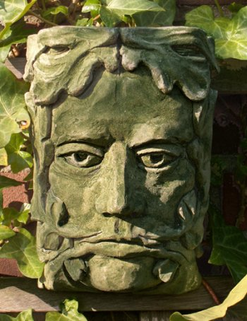 Sutton Benger Green Man