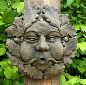 Cressing Temple Green Man