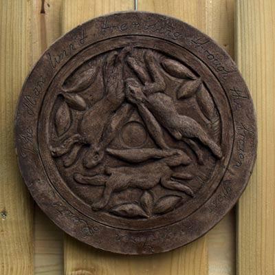 Three Hares Roundel