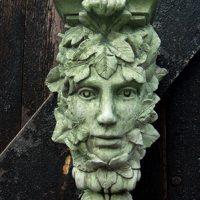 Green Man Corbel