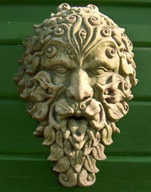Cornwall Green Man