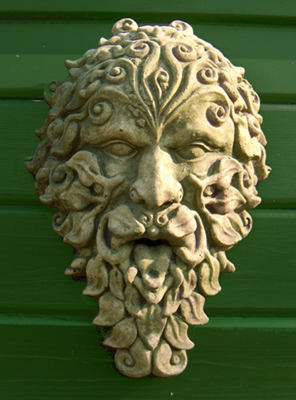 Cornwall Green Man