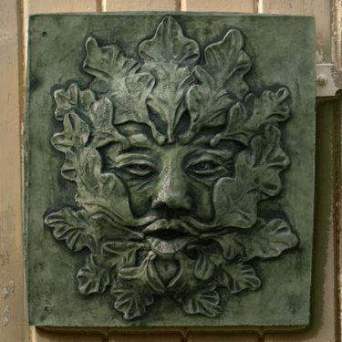 Green Man Fountain large