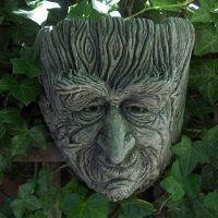 Green Man Planter
