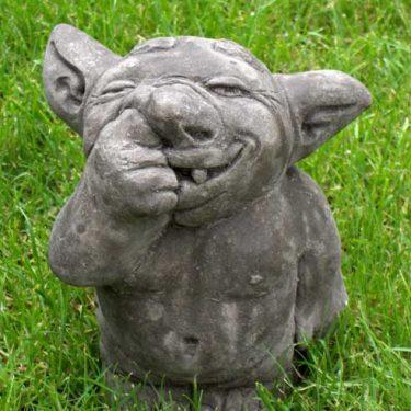 Nose-picking Troll medium