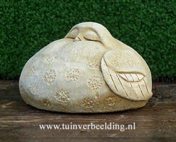 Round Baby Owl