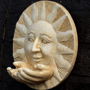 Sun & Hands
