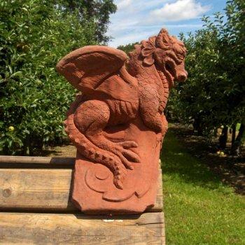 St. Georges Dragon Ridgetile