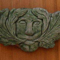 Llangwyn Green Man