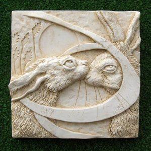 "Louise Scott ""Hares"" Plaque"