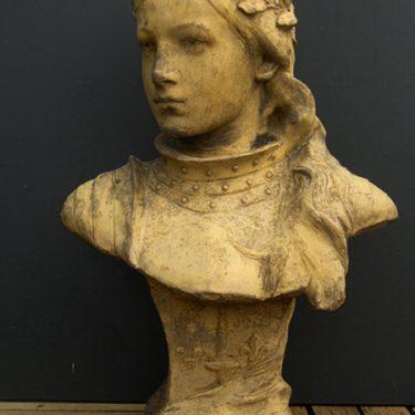 Jeanne d'Arc Bust