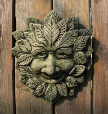 Wise Old Green Man (large)