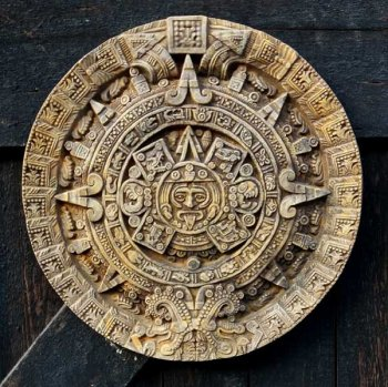 Aztec Calendar Stone (limited edition)