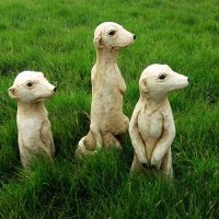 Meerkats (set of 3)