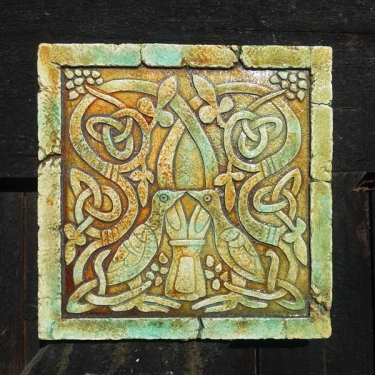 Celtic Bird Plaque (limited edition)