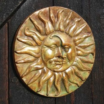 Sun & Moon Plaque (limited edition)