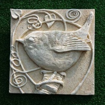 "Louise Scott ""Wren"" Plaque"