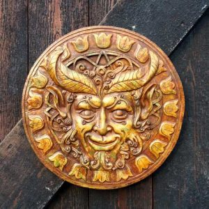 Satyr Plaque (limited edition)