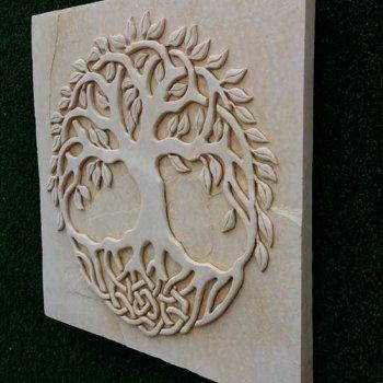 Tree of Life Plaque (square)