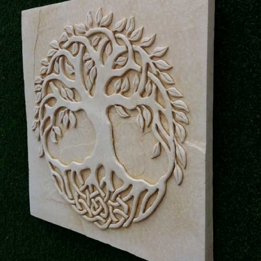 Tree of Life Plaque (square)