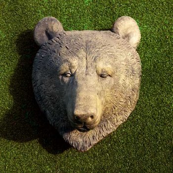 Bear Head Mask